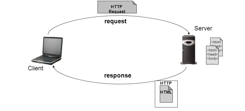 Request-Response Model