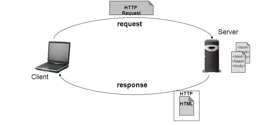 Request-Response Model