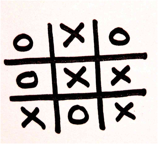 Implementation of TicTacToe game GeeksforGeeks – Tic Tac Toe Template